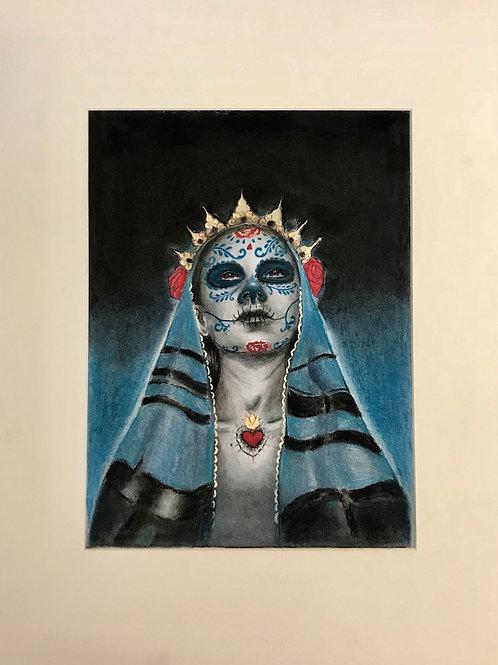 Blue Catrina