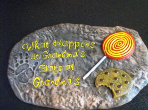 Grandma's Stone