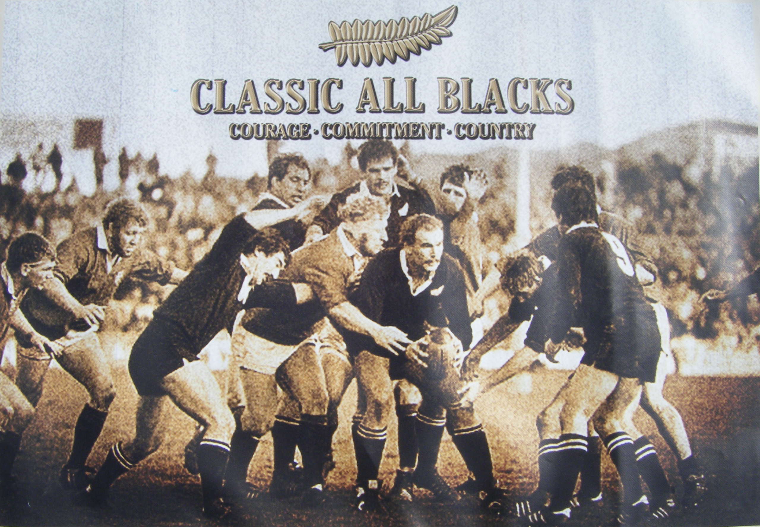 CLASSIC ALL BLACK 1
