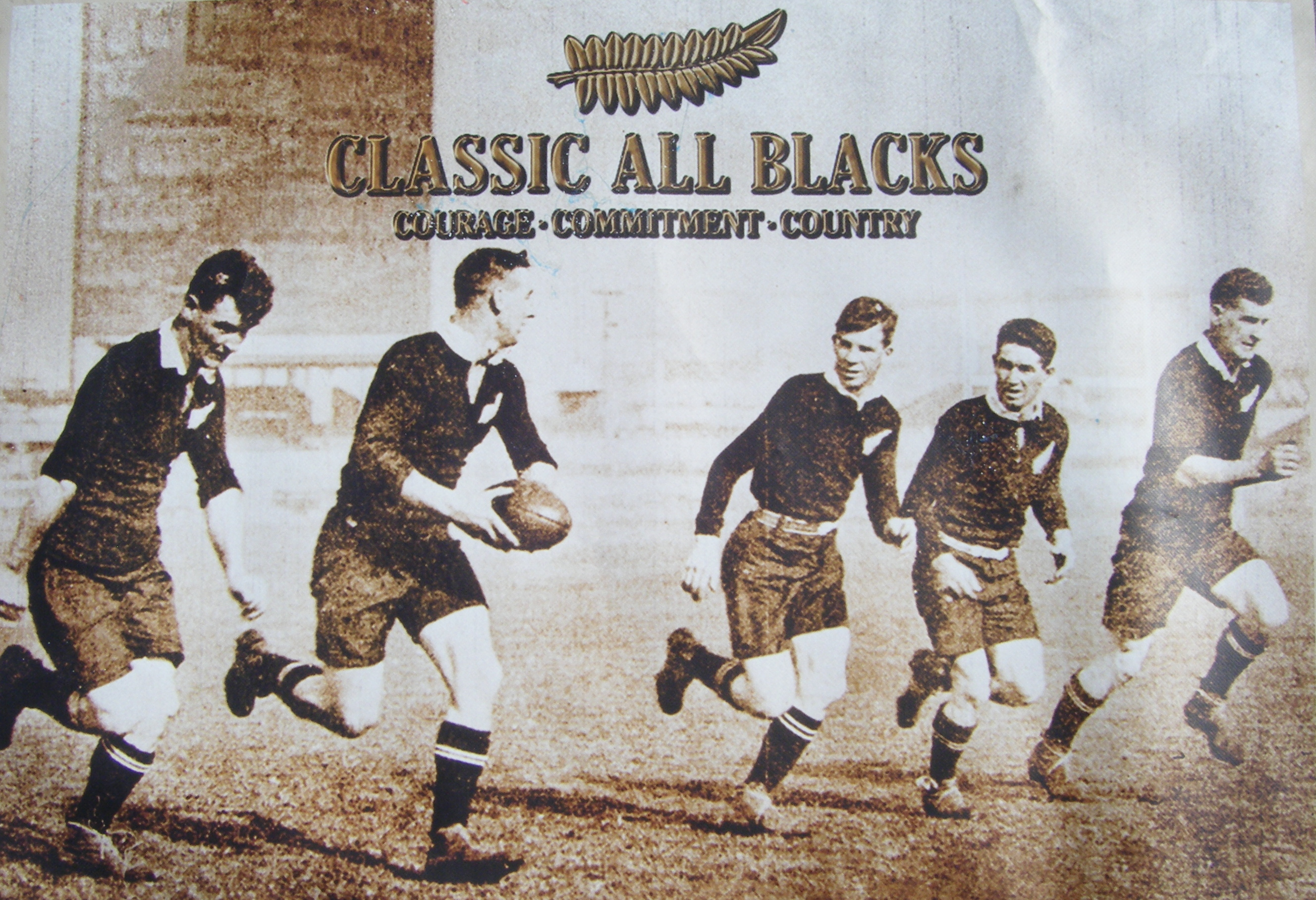 Classic All Black 2