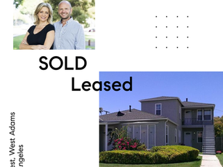 Congratulations to our clients on their new home!