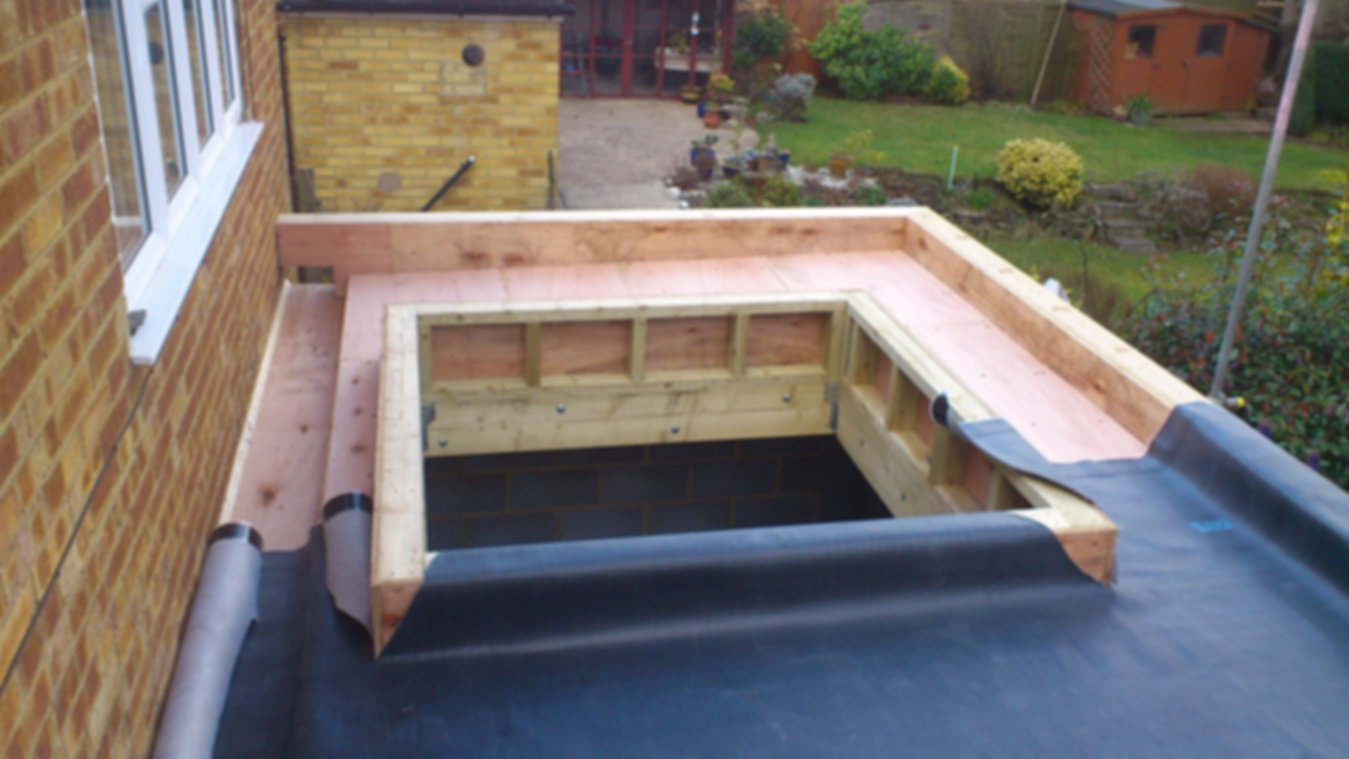 epdm new roof