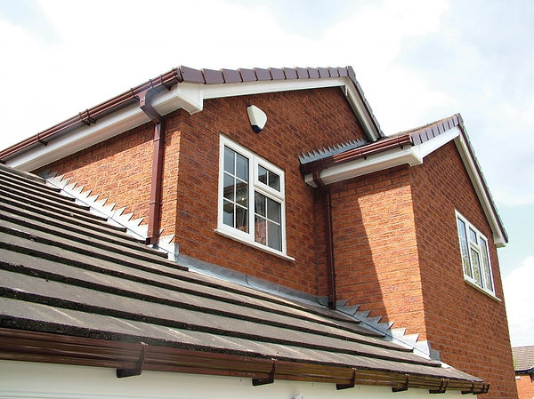 Roofline PVCu