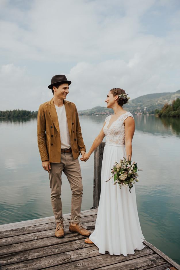 Brautpaarbilder am Schliersee
