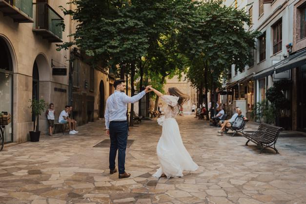 Brautpaarshooting in München