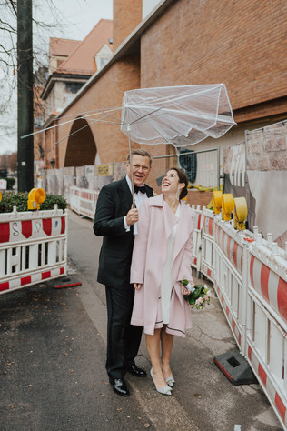 Standesamtliche Hochzeit im KVR München