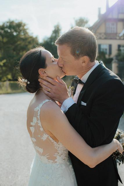 Hochzeit auf Gut Sonnenhausen bei Glonn
