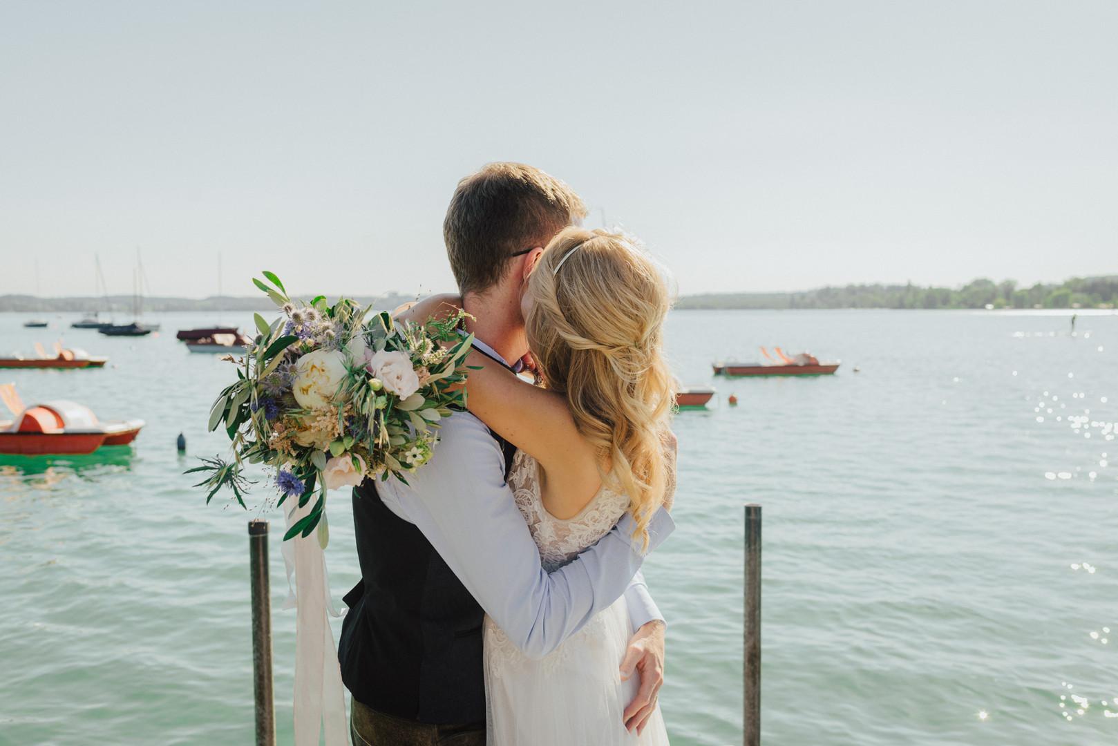 Hochzeit am Wörthsee