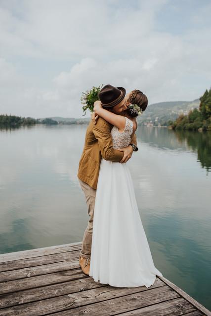 Boho Hochzeit auf dem Hasenöhrl-Hof