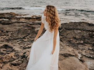 Inspirationsshooting mit La Donna Hochzeitsatelier auf Mallorca