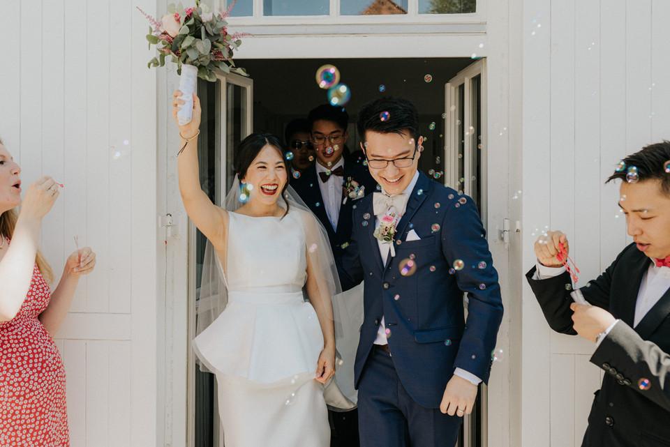 Standesamtliche Hochzeit im Rathaus Haar
