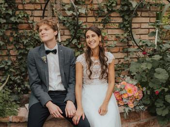 Hochzeit mit Freier Trauung in der Alten Gärtnerei Taufkirchen