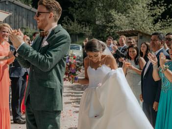 Hochzeit im Markus Wasmeier Freilichtmuseum   Schliersee