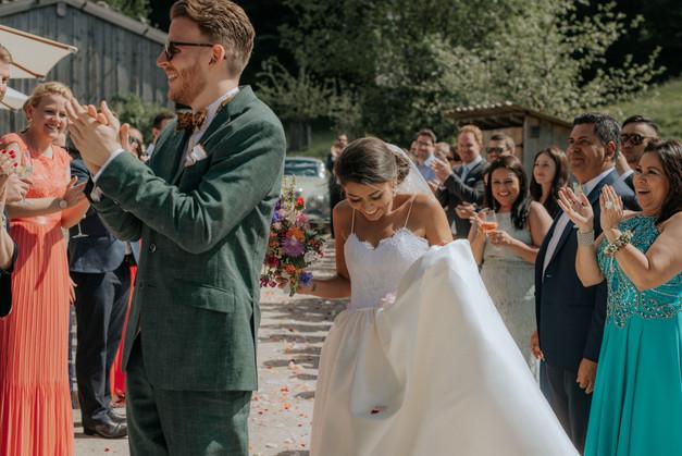 Hochzeit im Wasmeier Freilichtmusuem Schliersee