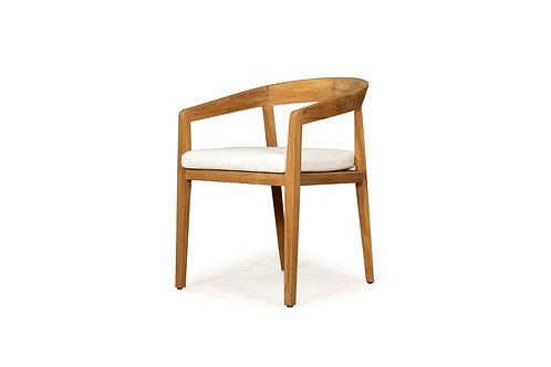 Kingscliff Outdoor/Indoor Dining Chair - Premium A Grade Teak - Retail $699
