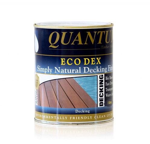 ECOLOUR™ ECO DEX NATURAL DECKING OIL - environmentally friendly