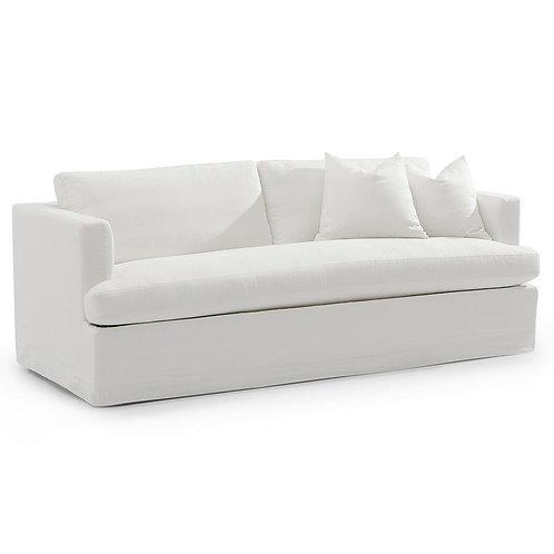 Birkshire 3-Seat Sofa - White Linen - RR $2995