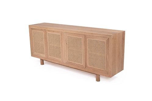 Iluka 4-Door Sideboard - Ethically Sourced American Oak RR$3799