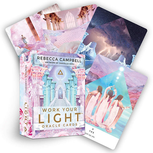 Work Your Light Oracle Deck - Rebecca Campbell