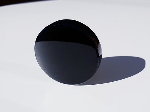 Black Obsidian - Rough / Polished Disc - prices from $24.90