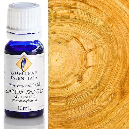 Sandalwood Pure Essential Oil - Australian  - 10ml