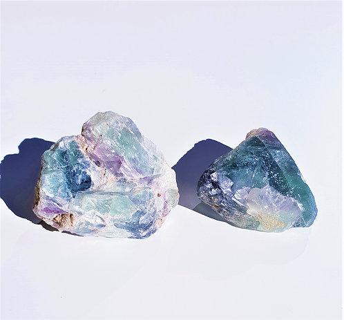 Rainbow Fluorite Rough - from $5.90
