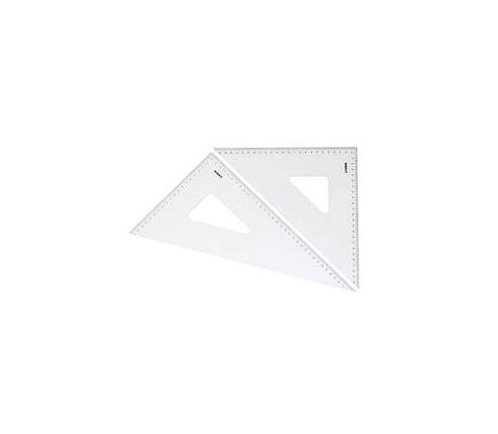 Set Squares - 2 Set - 26cm
