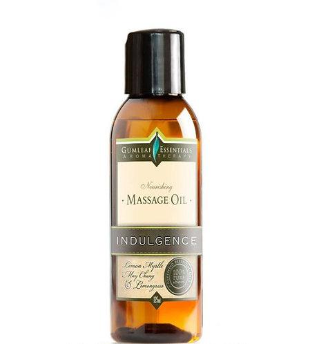 INDULGENCE massage oil - 125ml
