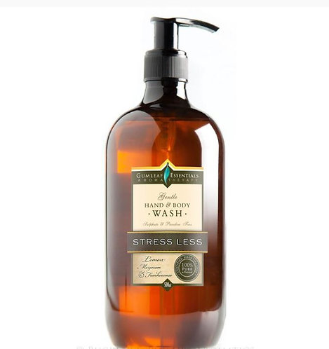 STRESS LESS hand/body wash 500ml