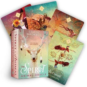 The Spirit Animal Oracle Deck - Colette Baron-Reid