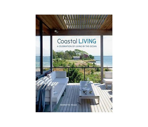 Coastal Living - Denmark to Mexico - 192-page book