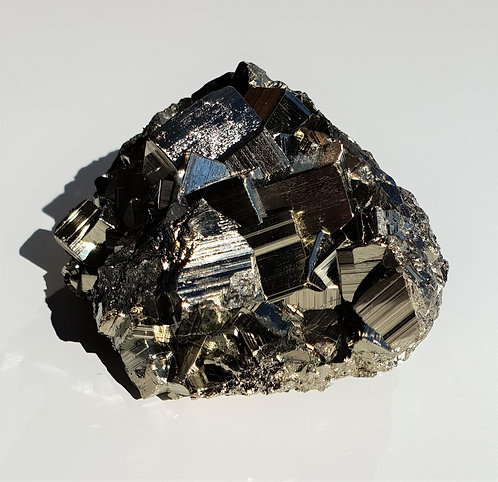 Pyrite - Cluster