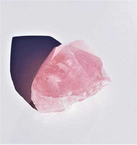 Rose Quartz - Polished Base Cut (Grade A) from $29.90