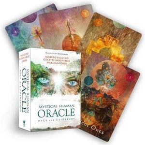 The Mystical Shaman Oracle Deck - Colette Baron-Reid