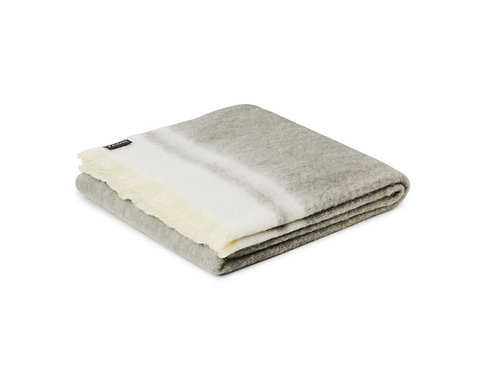 Alpaca Pure Wool Throw WILLOW - 122cmx183cm