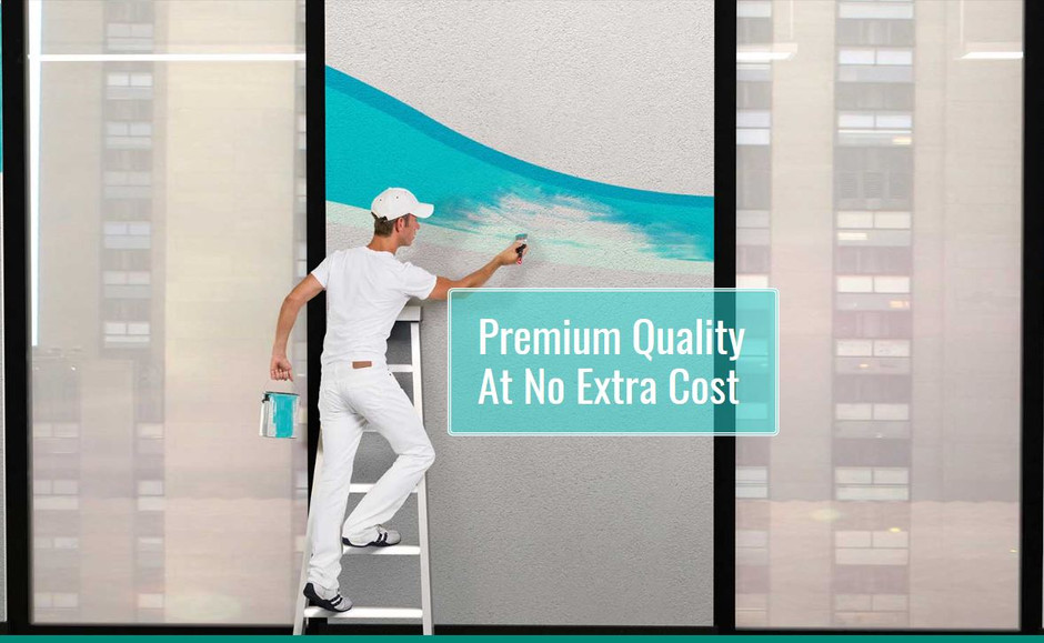 100% VOC FREE - HIGH QUALITY - PAINTS & FINISHES