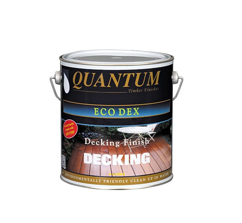 ECOLOUR™ ECO DEX DECKING OIL - environmentally friendly