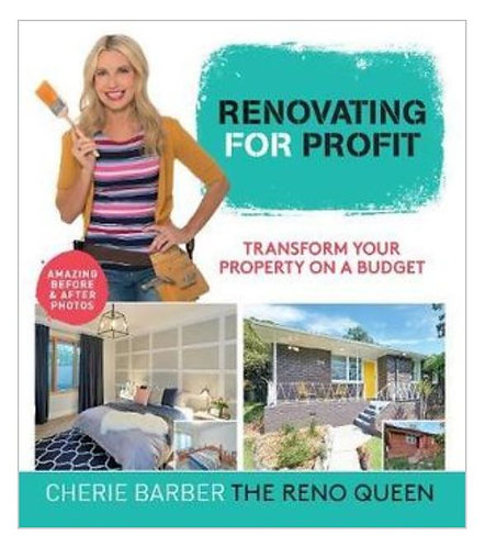 'Renovating For Profit' - 272-page book