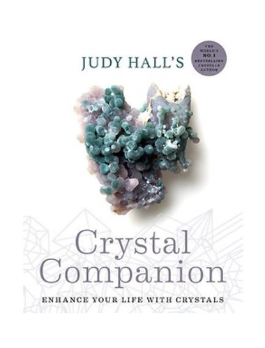 Judy Hall's Crystal Companion - 320-page book
