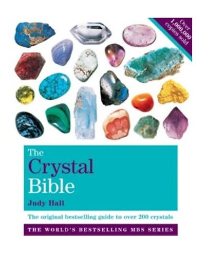 The Crystal Bible - Volume 1- 400-page book