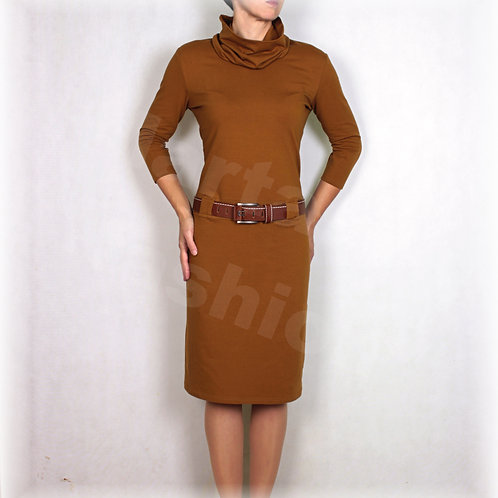 Šaty volnočasové vz.496 (více barev)