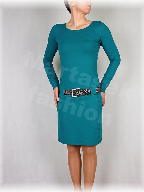 Šaty volnočasové vz.393 (více barev)
