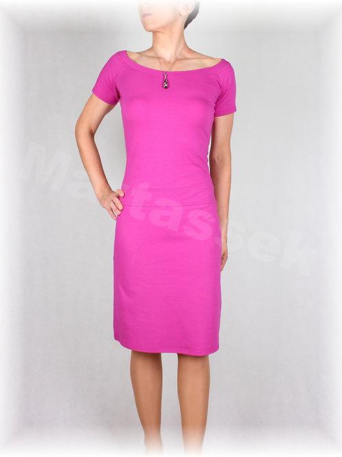 Šaty volnočasové vz.322 (více barev)