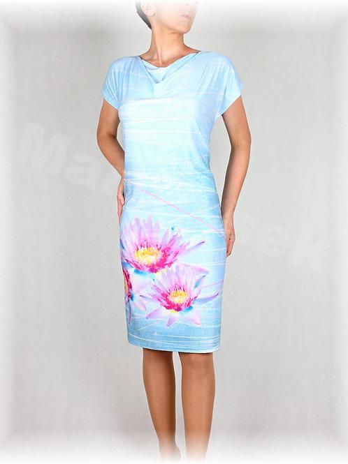 Šaty leknín vz.697
