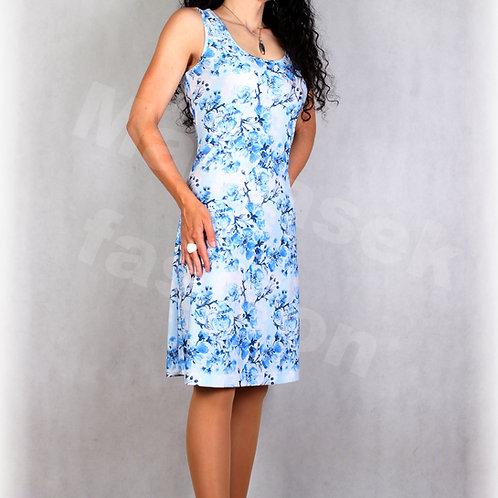 Šaty jabloňový květ vz.684