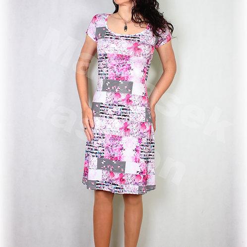 Šaty luxusní úplet vz.529