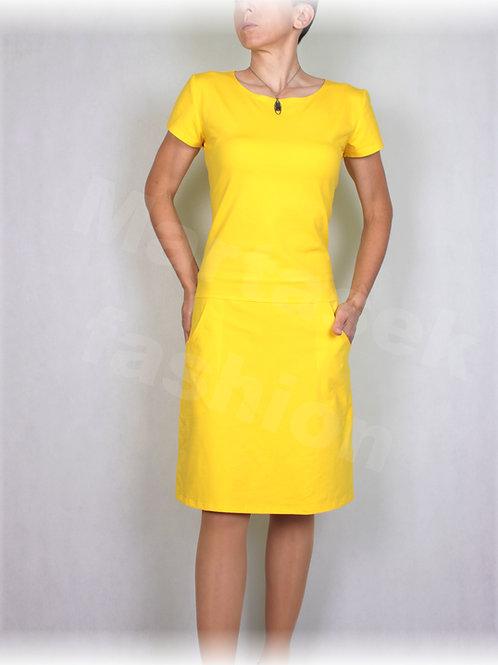 Šaty volnočasové vz.481 (více barev)