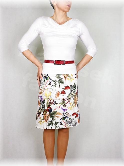 Sukně z krásné rifloviny vz.509