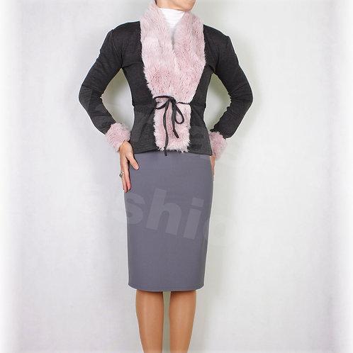 Sukně luxusní úplet,podzim-jaro vz.568