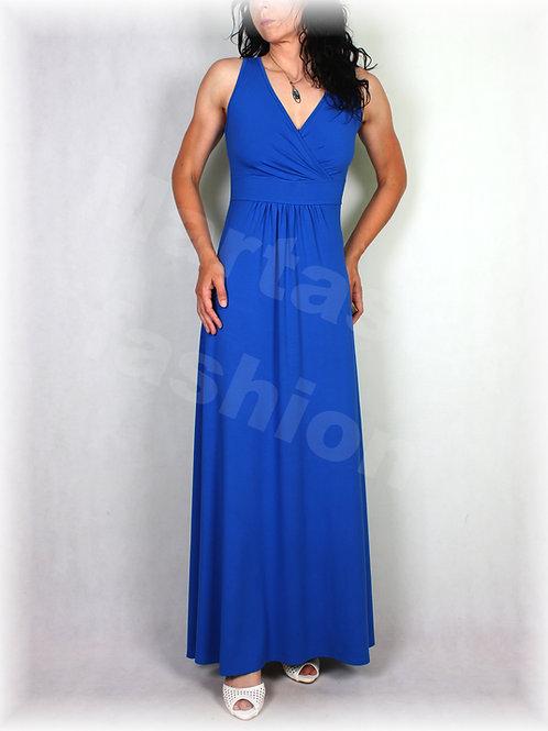 Šaty  vz.607 (viskóza/elastan-více barev)